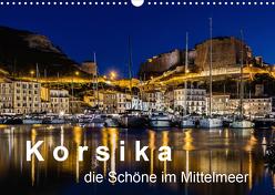 Korsika – Die Schöne im MIttelmeer (Wandkalender 2020 DIN A3 quer) von Sulima,  Dirk