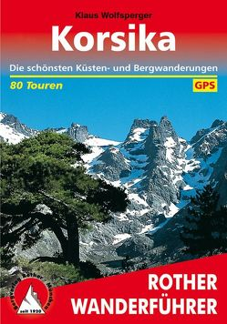 Korsika (E-Book) von Wolfsperger,  Klaus