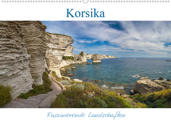 Korsika – Faszinierende Landschaften (Wandkalender 2020 DIN A2 quer) von Czermak,  Tom