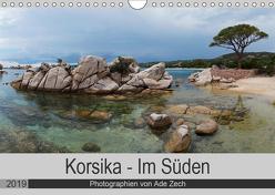 Korsika – Im Süden (Wandkalender 2019 DIN A4 quer) von Zech,  Ade