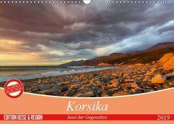 Korsika – Insel der Gegensätze (Wandkalender 2019 DIN A3 quer) von Schmidt,  Ralf