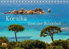Korsika Insel der Schönheit (Tischkalender 2018 DIN A5 quer) von Scholz,  Frauke