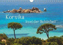 Korsika Insel der Schönheit (Wandkalender 2019 DIN A4 quer) von Scholz,  Frauke