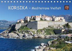 Korsika – Mediterrane Vielfalt (Tischkalender 2018 DIN A5 quer) von Becker,  Bernd