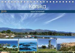 Korsika – raue Schönheit (Tischkalender 2019 DIN A5 quer) von Jordan,  Andreas