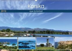 Korsika – raue Schönheit (Wandkalender 2019 DIN A2 quer) von Jordan,  Andreas