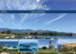 Korsika – raue Schönheit (Wandkalender 2019 DIN A3 quer) von Jordan,  Andreas