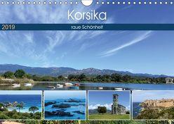 Korsika – raue Schönheit (Wandkalender 2019 DIN A4 quer) von Jordan,  Andreas