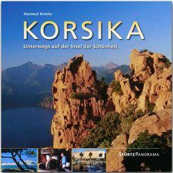 Korsika – Unterwegs auf der Insel der Schönheit von Krinitz,  Hartmut