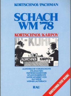 Kortschnoi – Karpow WM 78 von Pachmann,  Ludek