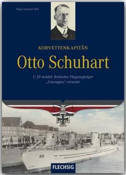 Korvettenkapitän Otto Schuhart von Röll,  Hans-Joachim