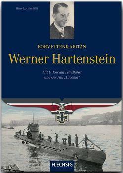 Korvettenkapitän Werner Hartenstein von Röll,  Hans J