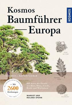 Kosmos-Baumführer Europa von Spohn,  Margot, Spohn,  Roland