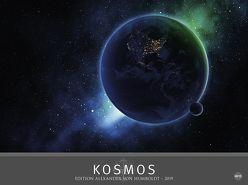 Kosmos – Edition Alexander von Humboldt – Kalender 2019 von Heye