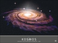 Kosmos – Edition Alexander von Humboldt Kalender 2022 von Heye