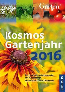Kosmos Gartenjahr 2016