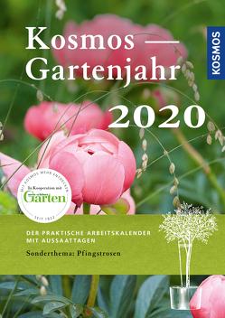 Kosmos Gartenjahr 2020 von Mayer,  Joachim