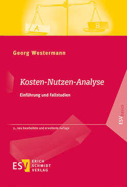 Kosten-Nutzen-Analyse von Westermann,  Georg
