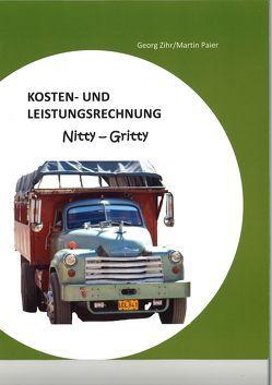 Kosten- und Leistungsrechnung von Paier,  Martin, Zihr,  Georg