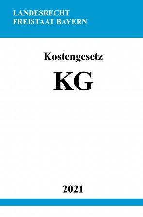 Kostengesetz (KG) von Studier,  Ronny