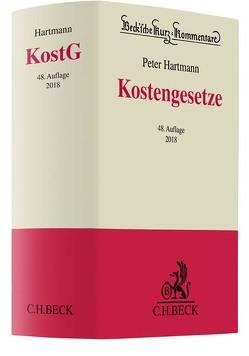 Kostengesetze von Hartmann,  Peter