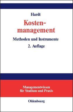 Kostenmanagement von Hardt,  Rosemarie