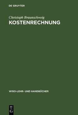 Kostenrechnung von Braunschweig,  Christoph