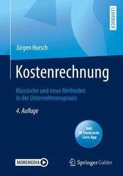 Kostenrechnung von Horsch,  Jürgen