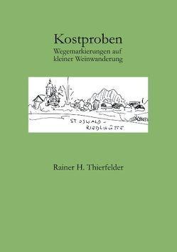 Kostproben von Thierfelder,  Rainer H