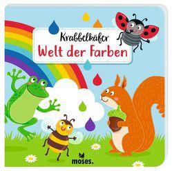 Krabbelkäfer – Welt der Farben von Kretzmann,  Sandra