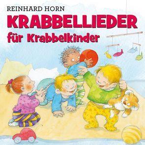 Krabbellieder für Krabbelkinder von Biermann,  Ingrid, Horn,  Reinhard