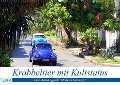 """Krabbeltier mit Kultstatus – Eine Auto-Legende """"Made in Germany"""" (Wandkalender 2019 DIN A2 quer)"""