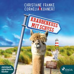 Krabbenkuss mit Schuss von Franke,  Christiane, Kuhnert,  Cornelia, Mierendorf,  Tetje