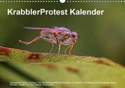 KrabblerProtest Kalender (Wandkalender 2021 DIN A3 quer) von Speiser-Courvoisier,  Felix