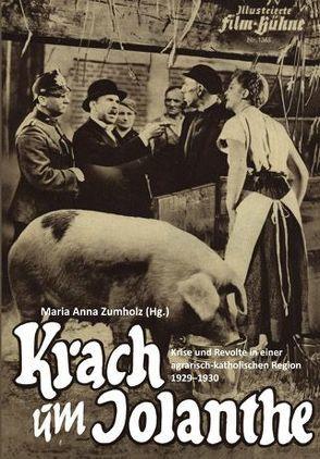 """""""Krach um Jolante"""" von Zumholz,  Maria A"""