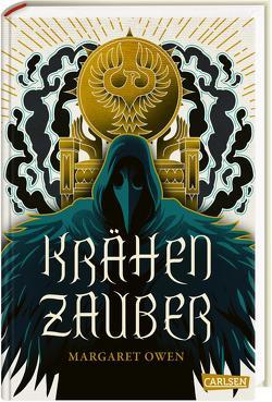 Krähenzauber (Die zwölf Kasten von Sabor 2) von Brauns,  Ulrike, Owen,  Margaret, Pfaffinger,  Birgit Maria