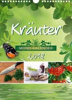 Kräuterkalender 2018 von Bunz,  Thomas