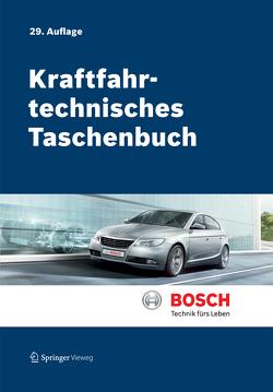 Kraftfahrtechnisches Taschenbuch von Dietsche,  Karl-Heinz, Reif,  Konrad, Robert Bosch GmbH
