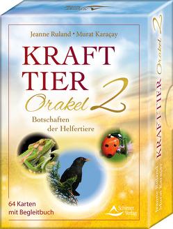 Krafttier-Orakel 2 von Karacay,  Murat, Ruland,  Jeanne