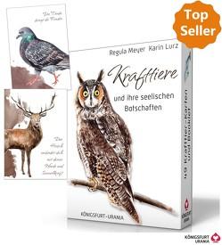 Krafttiere und ihre seelischen Botschaften von Lurz,  Karin, Meyer,  Regula
