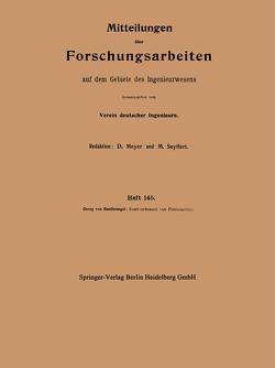 Kraftverbrauch von Fördermitteln von Hanffstengel,  Georg von