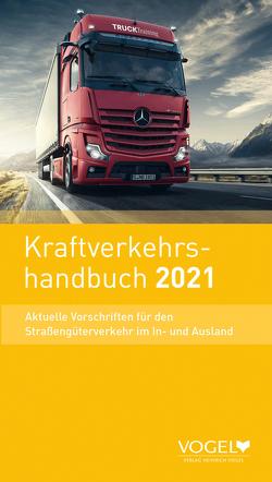 Kraftverkehrshandbuch 2021