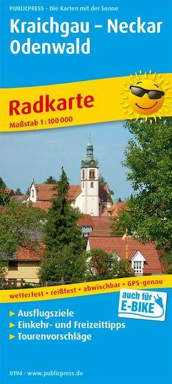 Kraichgau – Neckar – Odenwald