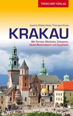 Reiseführer Krakau von Klute,  Thorsten, Walas-Klute,  Joanna