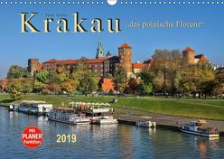 Krakau – das polnische Florenz (Wandkalender 2019 DIN A3 quer) von Roder,  Peter