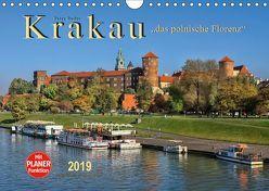 Krakau – das polnische Florenz (Wandkalender 2019 DIN A4 quer) von Roder,  Peter