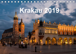 Krakau – die schönste Stadt Polens (Tischkalender 2019 DIN A5 quer) von Nowak,  Oliver