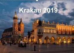 Krakau – die schönste Stadt Polens (Wandkalender 2019 DIN A2 quer) von Nowak,  Oliver