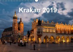 Krakau – die schönste Stadt Polens (Wandkalender 2019 DIN A3 quer) von Nowak,  Oliver