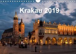 Krakau – die schönste Stadt Polens (Wandkalender 2019 DIN A4 quer) von Nowak,  Oliver